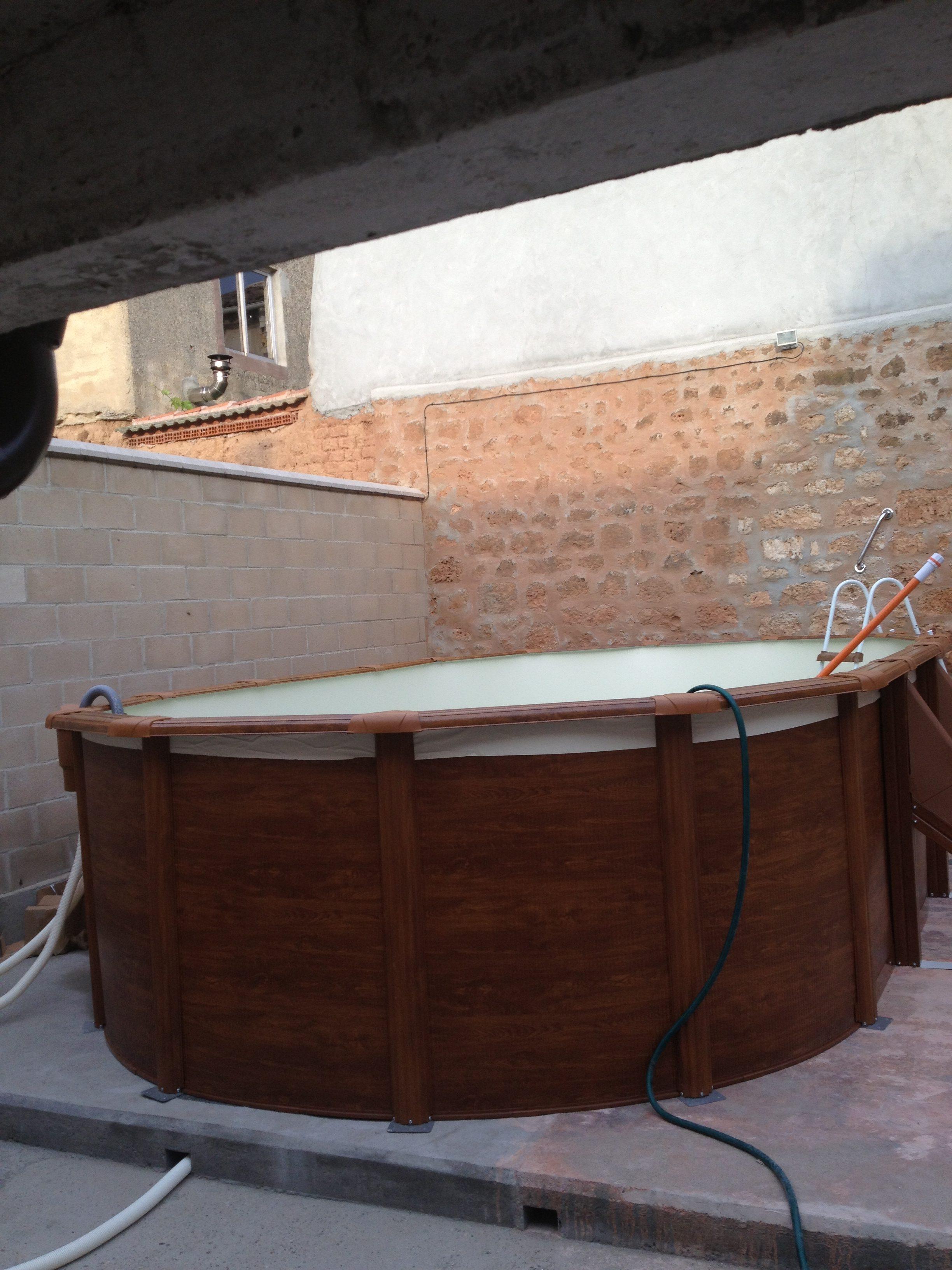 piscina sobreelevada