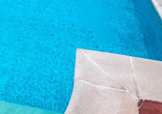 piscina laminada gresite