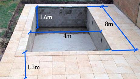 medidas piscina cubierta burgos