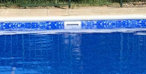 filtración de piscina rehabilitada por ferretería cid